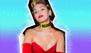 ¡Miley Cyrus con pezoneras y un parche en el ojo!