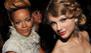 ¡Rihanna no quiere pertenecer al clan Taylor Swift!