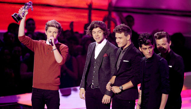 One Direction: My First Time