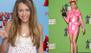 El antes y después de estos famosas.