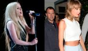 Avril Lavigne se pelea por Twitter con Taylor Swift