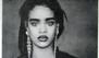 Rihanna sorprendió con sus nuevas cejas