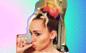 Miley se visitó de su ex Liam para Halloween