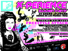 MTV presenta X-Perience Summer Party