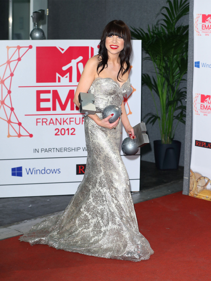 MTV EMA 2012: el backstage - MTV EMA 2012: el backstage