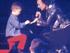 ¡Demi Lovato se comprometió en el escenario!