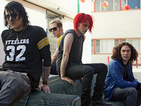 "My Chemical Romance presenta ""Danger Days"" en vivo"