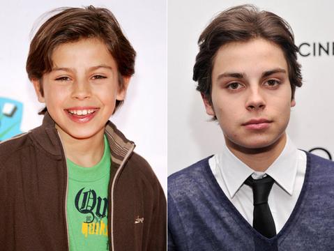 De niños actores a estrellas hot - JAKE T. AUSTIN