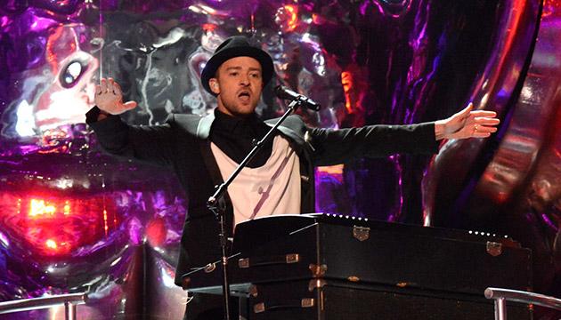 VMA 2013: HIGHLIGHTS DEL SHOW - Justin Timberlake