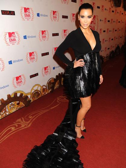 MTV EMA 2012: la alfombra roja - MTV EMA 2012: la alfombra roja