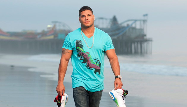 Jersey Shore: Temporada 6 - <b>RONNIE.</b><br/><br/> Mira las fotos de los habitantes de la casa ms alocada de MTV! La ltima temporada estrena el domingo 28 de octubre.
