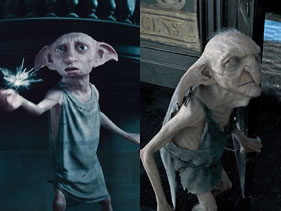 La Copa Harry Potter, Batalla 13: Dobby vs. Kreacher