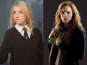 The reader harry potter and the science vs religion debate - Luna lovegood and hermione granger ...