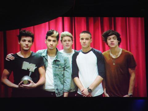 MTV EMA 2012: lo mejor del show - MTV EMA 2012: lo mejor del show