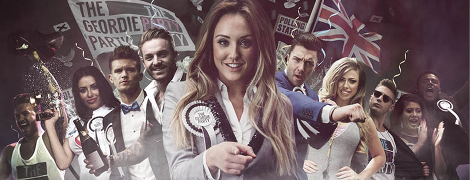 GEORDIE SHORE: ¡NUEVA TEMPORADA!