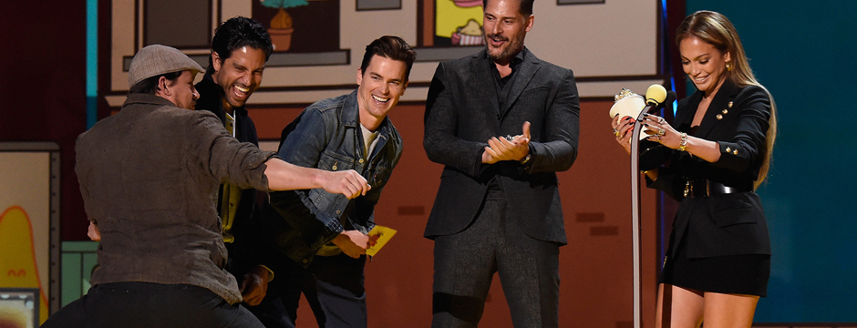 ¡LAS FOTOS DE LOS MOVIE AWARDS!