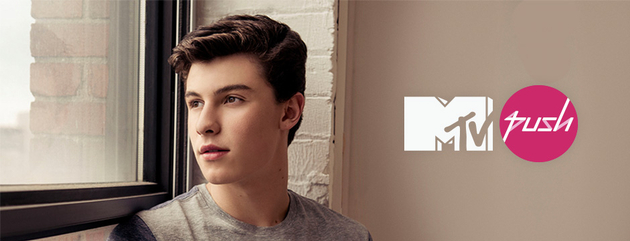 MTV PUSH: SHAWN MENDES
