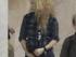 ¡Shakira dejó ver su pancita de embarazo en París!