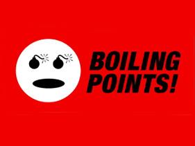 Boiling Points: Los Hinchapelotas