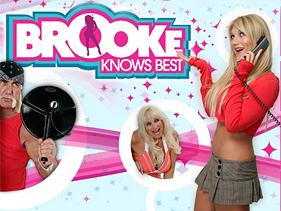 Brooke a la Lucha!