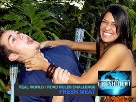 Real World/Road Rules Challenges: Fresh Meat