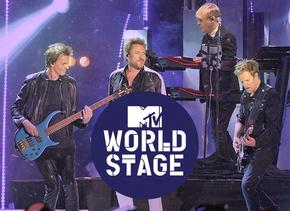 World Stage: Duran Duran - MTV EMA 2015