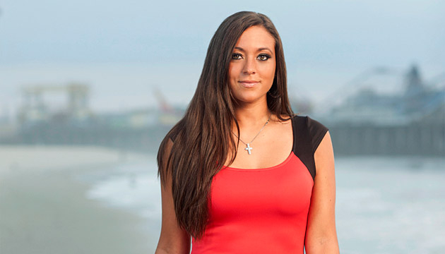 Jersey Shore: Temporada 6 - <b>ANGELINA.</b><br/><br/> Mira las fotos de los habitantes de la casa ms alocada de MTV! La ltima temporada estrena el domingo 28 de octubre.
