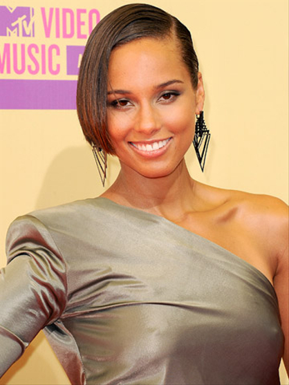 MTV VMA 2012: fashionistas - Alicia Keys
