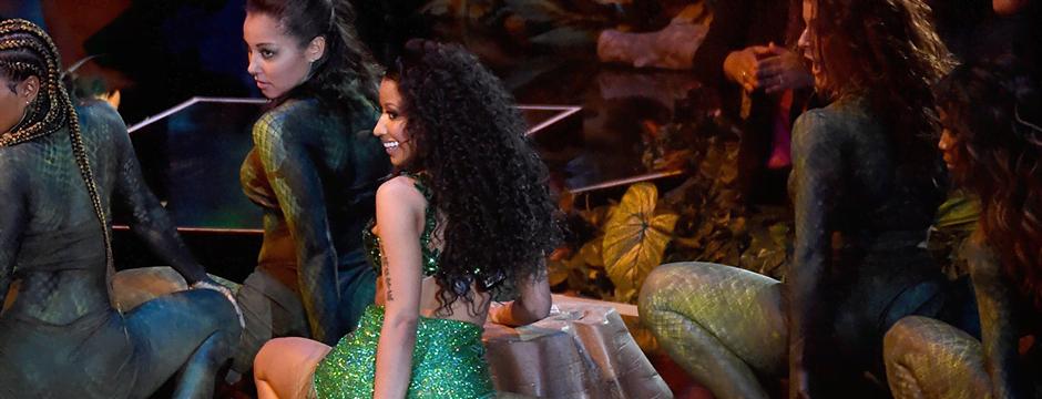 Los mejores momentos de los VMA