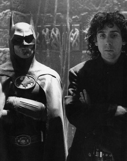 Detrás de cámaras de clásicos del cine - Batman