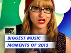 Mayores Momentos Musicales de 2013