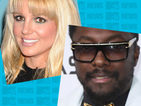 Britney Spears cuenta con Will.I.Am