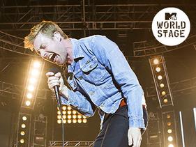 World Stage: Kaiser Chiefs - MTV Crashes