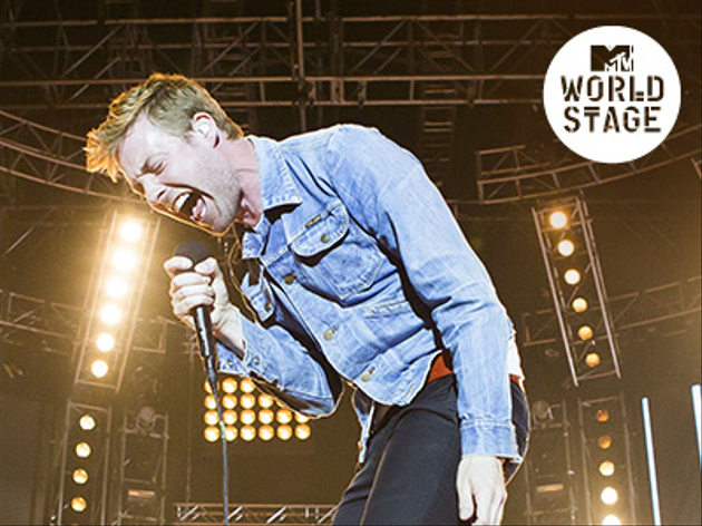 WORLD STAGE: KAISER CHIEFS
