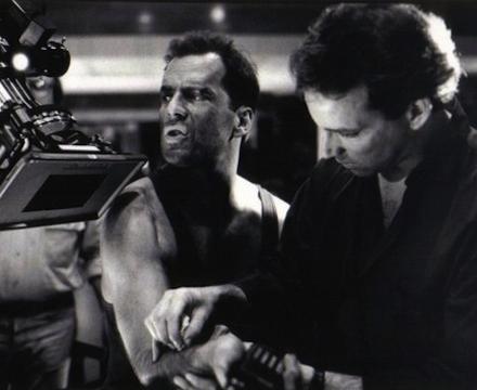 Detrás de cámaras de clásicos del cine - Duro de Matar