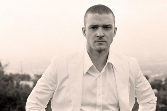 LOS 10 CANTANTES MS HOT DEL MOMENTO - Justin Timberlake: referente inevitable del pop actual, aunque ahora se lo ve ms actuando.