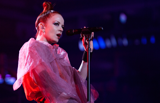 GARBAGE: FOTOS DEL SHOW - Shirley Manson (Garbage)