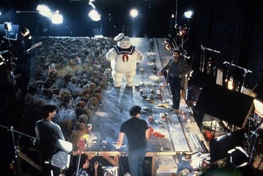Detrás de cámaras de clásicos del cine - Los Cazafantasmas