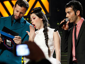MTV Game Awards 2011: los grandes ganadores!