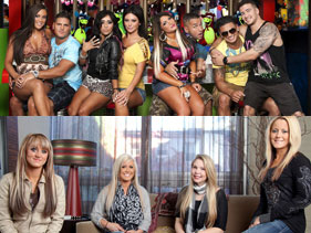 Duelo de Shows, Round 3: Jersey Shore vs. Teen Mom