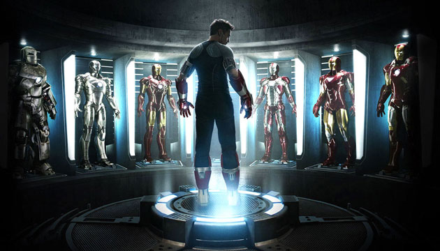 Las Películas Más Esperadas de 2013 - IRON MAN 3