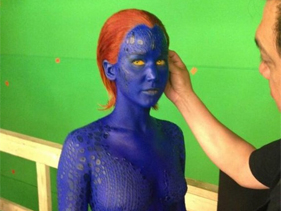 Jennifer Lawrence: preparada para volver a X-Men