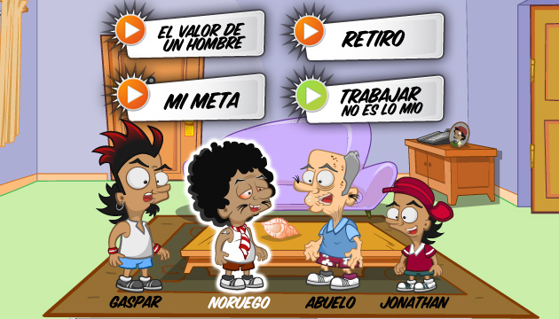 ¡La Botonera de La Familia del Barrio!