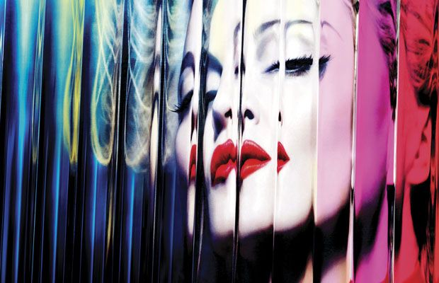 Concursos: MTV presenta a Madonna en Argentina