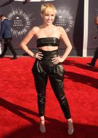 Los looks de Miley en los VMAs