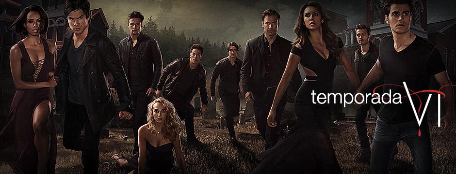 ¡The Vampire Diaries!