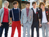 Robbie Williams quiere ser un One Direction