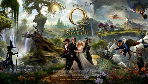 Las Películas Más Esperadas de 2013 - OZ: EL PODEROSO