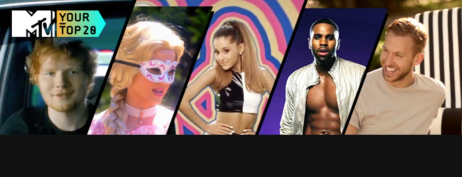 VOTA EN TU MTV TOP 20