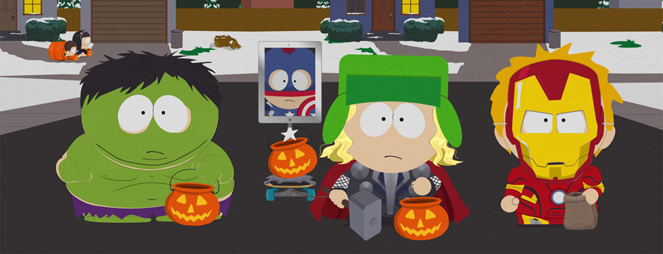 ¡Trivia de South Park!